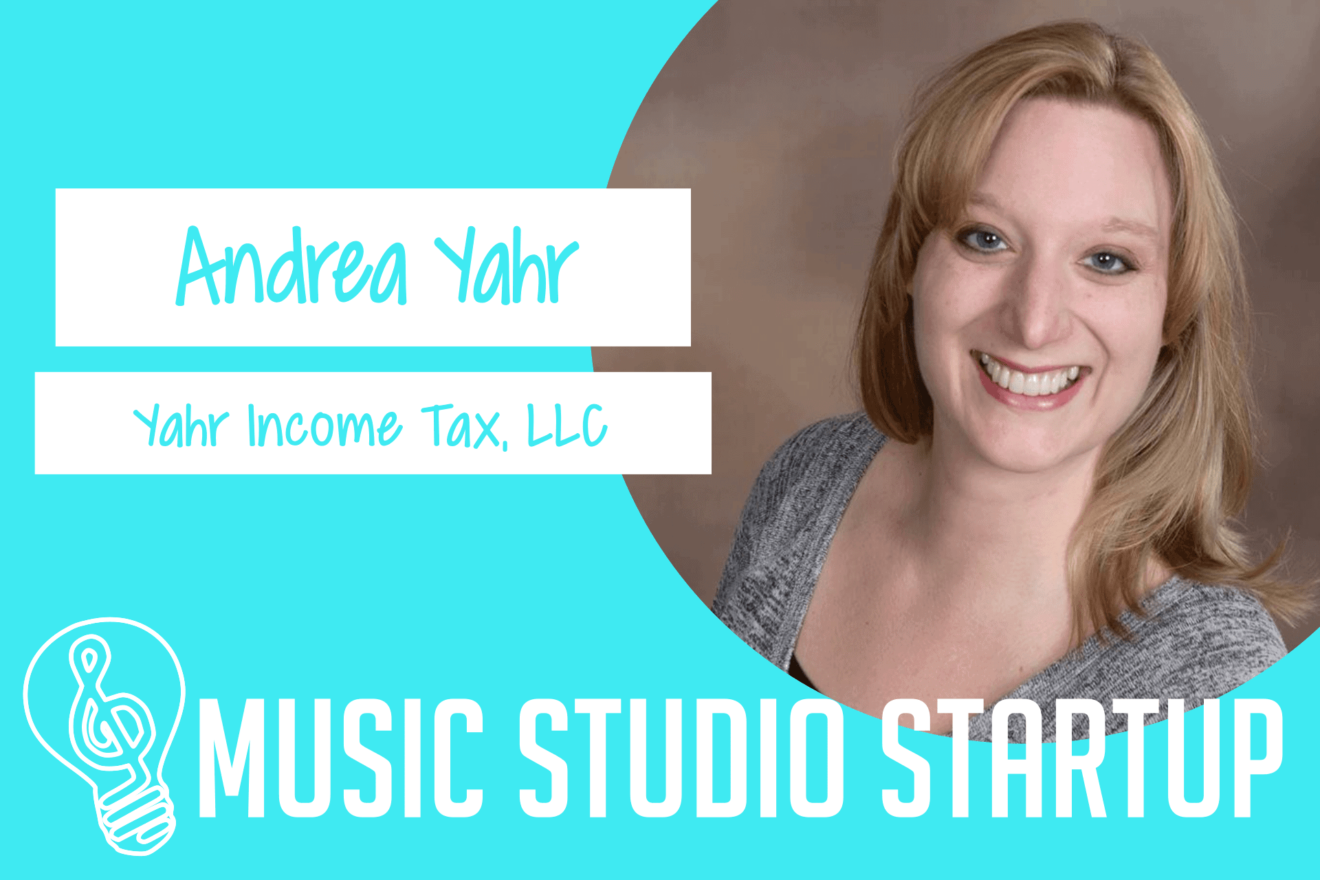 Episode 012 – Andrea Yahr on Business Structures and Their Tax Implications