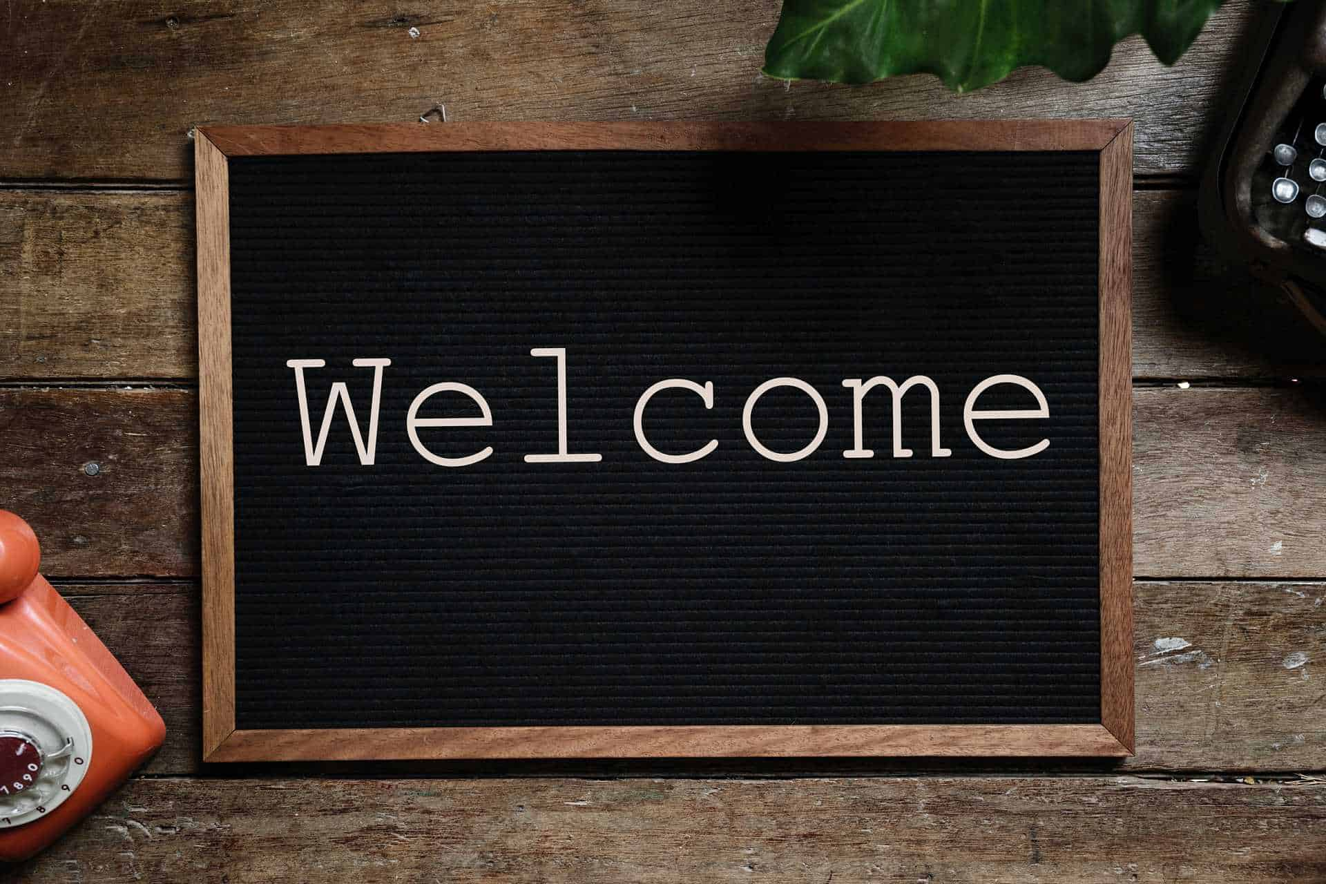 Writing a Better Welcome Message