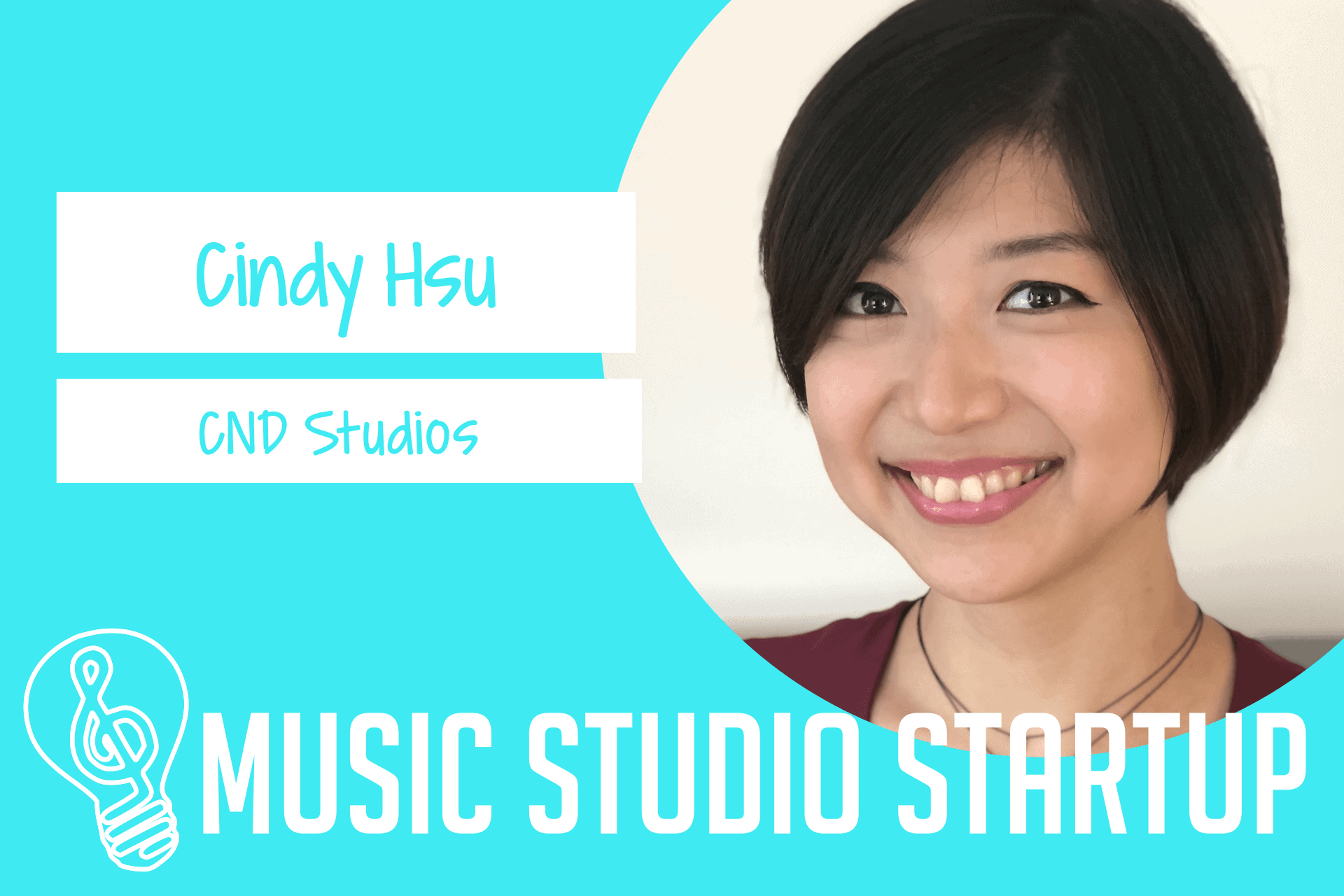 Episode 020 – Cindy Hsu on Concert Production and Developing an Audience