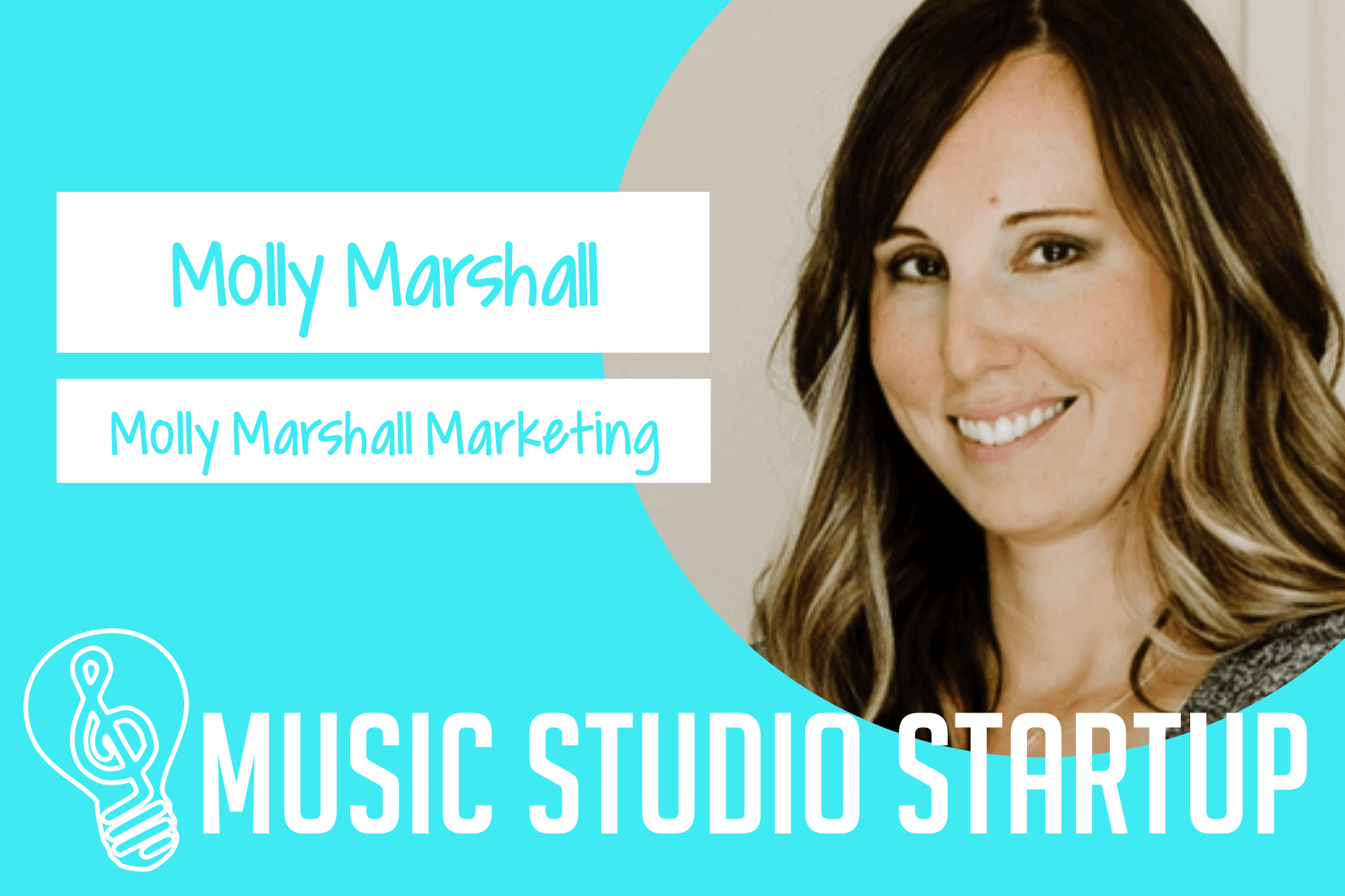 Episode 018 – Molly Marshall on Instagram Marketing for Local Music Studios